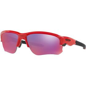 Oakley Flak Draft - Gafas ciclismo - rojo